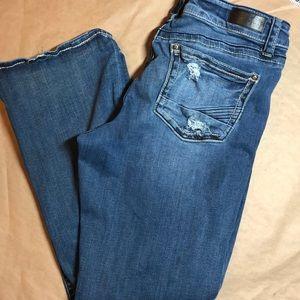 Women's plus day trip jeans